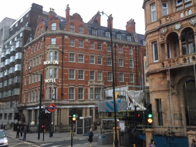 Marriott Hotels Near Paddington Station London